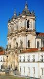 Monaster Alcobaca, Alcobaca, Portugalia Zdjęcia Royalty Free