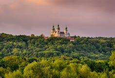 Monaster Camaldolese ojcowie w Bielany, Krakowski, Polska obrazy royalty free