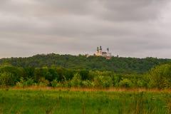 Monaster Camaldolese ojcowie w Bielany, Krakowski, Polska zdjęcia royalty free