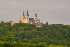 Monaster Camaldolese ojcowie w Bielany, Krakowski, Polska fotografia stock