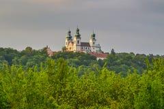 Monaster Camaldolese ojcowie w Bielany, Krakowski, Polska zdjęcie royalty free