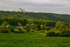 Monaster Camaldolese ojcowie w Bielany, Krakowski, Polska zdjęcia stock