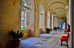 Monaster corias corias Spain obraz royalty free