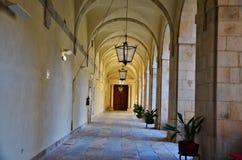 Monaster corias corias Spain zdjęcie stock