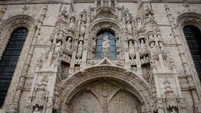 Monaster Jeronimos lub monaster Jerome, jesteśmy monasterem rozkaz St Jerome w parafii bel m w, zbiory wideo