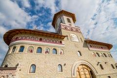 Monaster Moldova Rumunia Obrazy Stock