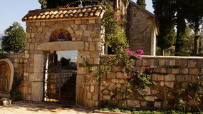 Monaster Montenegro Obrazy Stock