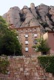 monaster Montserrat Obraz Royalty Free