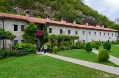 Monaster Moraca, Montenegro Zdjęcia Royalty Free