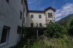monaster na zewnątrz widoku zdjęcie stock