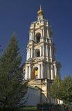 monaster novospassky moscow Zdjęcie Royalty Free