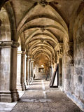 monaster rujnuje salzedas Zdjęcie Royalty Free