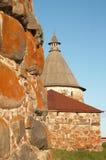 monaster solovetsky góruje Obraz Stock