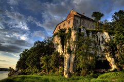 monaster stary Obrazy Stock