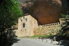 Monaster w Huesca Obrazy Stock