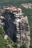 Monasteries of Meteora Stock Photography