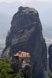 Monasteries of Meteora Royalty Free Stock Photo