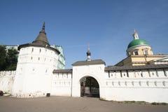 Monasterio 14 de Danilov fotografía de archivo libre de regalías