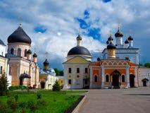 monasterio Imágenes de archivo libres de regalías