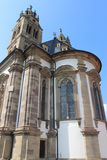 Monasterio benedictino Comburg alemania Imagen de archivo