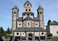 Monasterio benedictino en Maria Leach alemania Fotos de archivo
