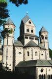 Monasterio benedictino Maria Laach Imágenes de archivo libres de regalías