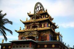 Monasterio budista Fotos de archivo