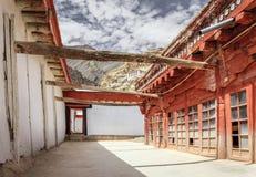 Monasterio budista Fotografía de archivo libre de regalías