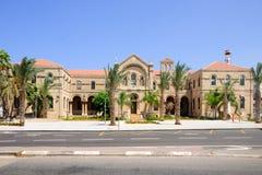 Monasterio carmelita, Haifa imagenes de archivo