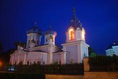 Monasterio, Chisinau, Moldova Imágenes de archivo libres de regalías