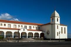 Monasterio cisterciense Buena Vista, La Palma Imagen de archivo libre de regalías