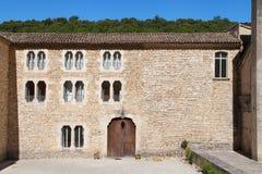 Monasterio cisterciense de Senanque Imagenes de archivo
