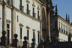 Monasterio cisterciense en Alcobaça Portugal Fotografía de archivo libre de regalías