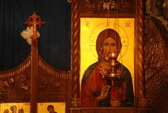 Monasterio Dajbabe Foto de archivo libre de regalías