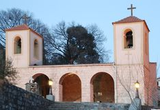 Monasterio Dajbabe07 Imagen de archivo