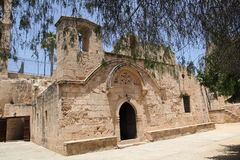 Monasterio de Agia Napa fotos de archivo libres de regalías