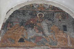 Monasterio de Alaverdi, Kakheti, Georgia Fotografía de archivo