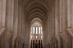 Monasterio de Alcobaça Imagen de archivo libre de regalías