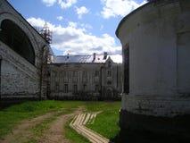 Monasterio de Artemievo-Vercolsky Reliquia ortodoxa fotos de archivo libres de regalías