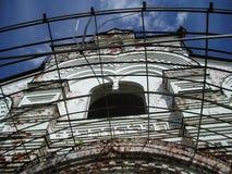 Monasterio de Artemievo-Vercolsky Reliquia ortodoxa foto de archivo