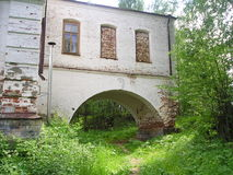 Monasterio de Artemievo-Vercolsky Reliquia ortodoxa imagenes de archivo