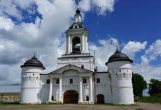Monasterio de Avraamiev, Rostov foto de archivo libre de regalías