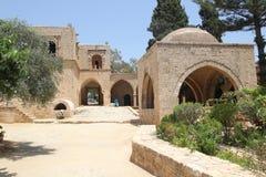 Monasterio de Ayia Napa imagen de archivo libre de regalías
