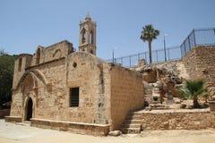 Monasterio de Ayia Napa fotos de archivo