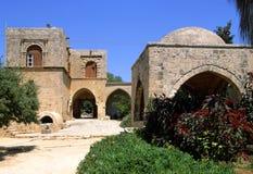 Monasterio de Ayia Napa Fotos de archivo libres de regalías
