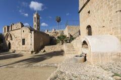 Monasterio de Ayia Napa, Chipre El sitio cultural la mayoría digno de visiti Imágenes de archivo libres de regalías