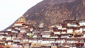 Monasterio de Baiyu almacen de video