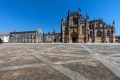 Monasterio de Batalha Fotografía de archivo libre de regalías