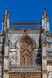 Monasterio de Batalha Foto de archivo
