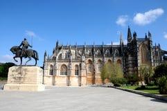 Monasterio de Batalha Fotografía de archivo